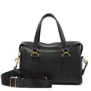 New! Marc Jacobs Wellington leather satchel